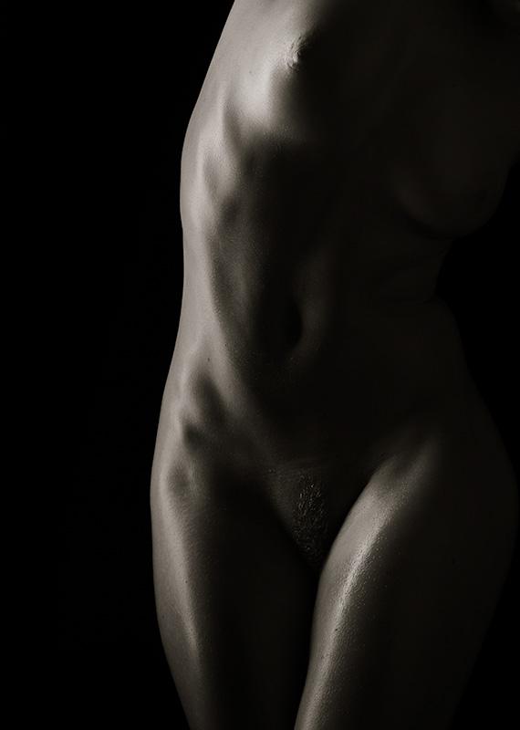 Ivory Flame by 4e1b7b0632374  Figure