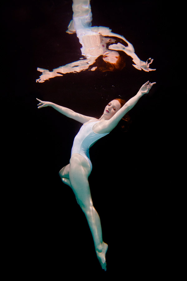 Ivory Flame by Chris Meredith Underwater swimmer Ivory Flame swimsuit 900  Underwater