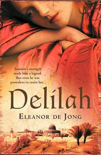 Eleanor de Jong Bookcover Delilah by Trevillion, featuring redhead model Ivory Flame