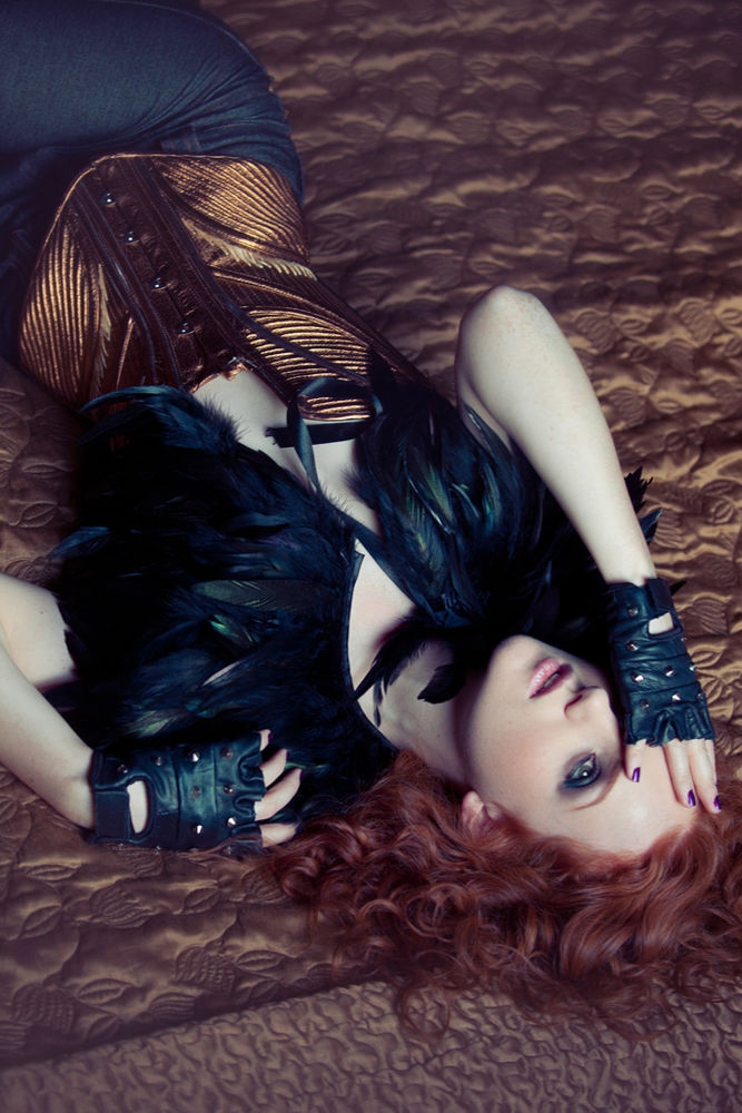 Ivory Flame by SEAN ELLIOTT PHOTOGRAPHY- IVORY FLAME - SPARKLEWREN -1050  Fashion