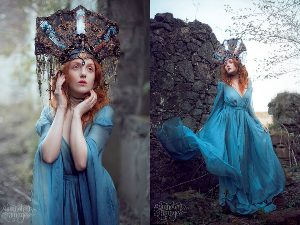 Ivory Flame by Somnolent Images  Fashion