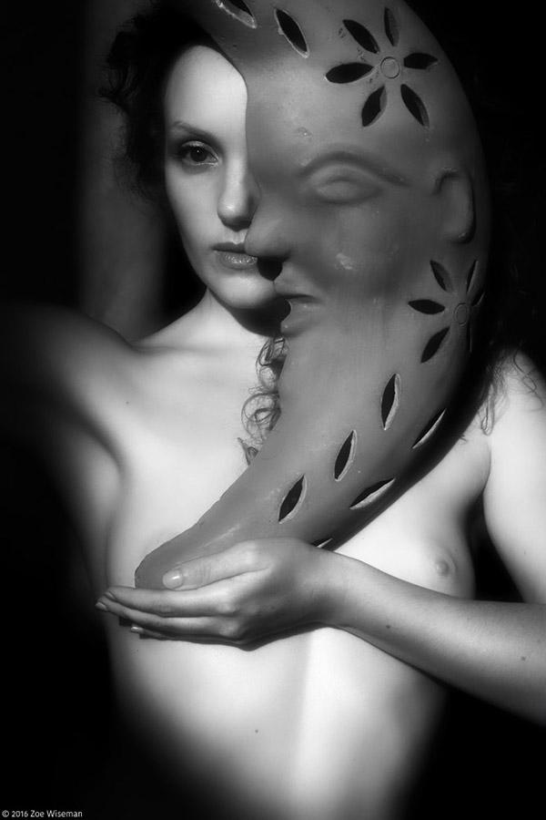 Ivory Flame by Zoe Wiseman Ivory Flame art model nude naked 900 5  Figure