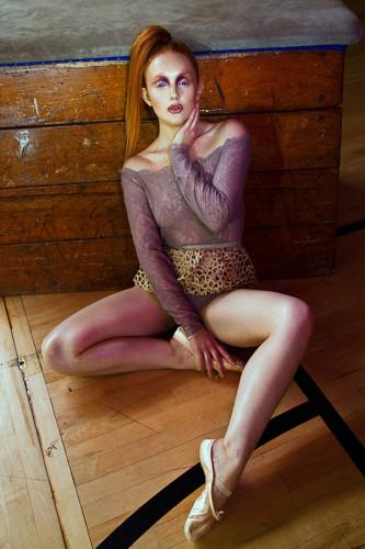 Salleh Sparrow IVORYFLAME lingerie fashion gym shoot 900