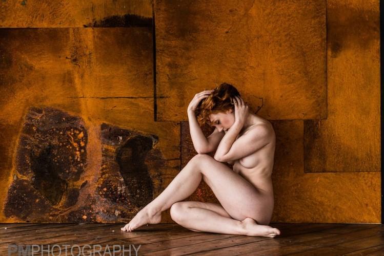 PMPhotography Ivory Flame Belt craft studio