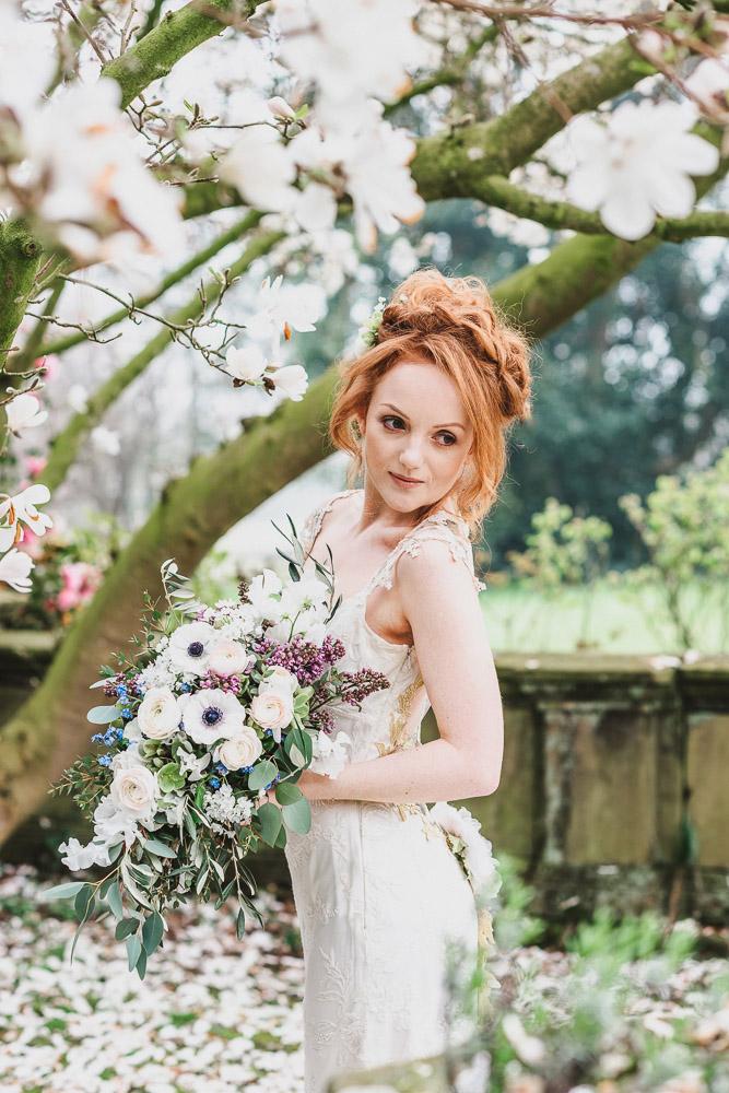 Ivory Flame by Teresa C Photography Ivory Flame model redhead bridal wedding WEB 24  Fashion