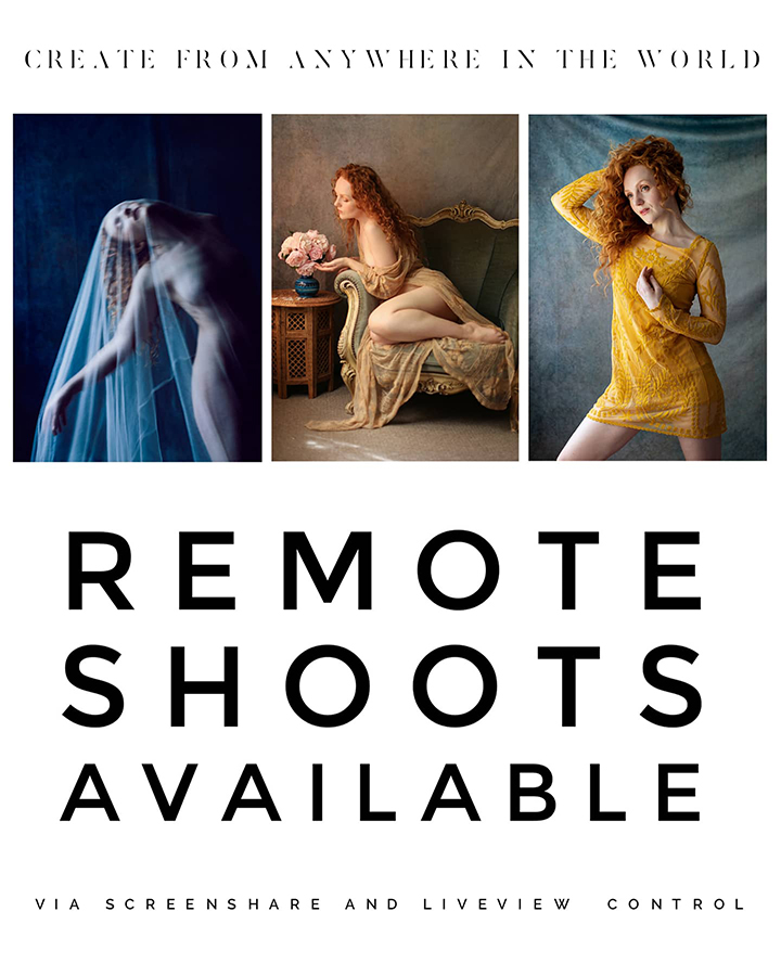 Professional Model Ivory Flame Remote Photoshoots Available