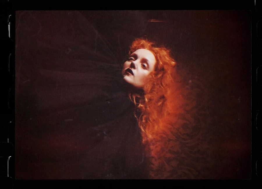Ivory Flame by Nona Limmen Ivory Flame IMG_1176 ed 900  Surreal