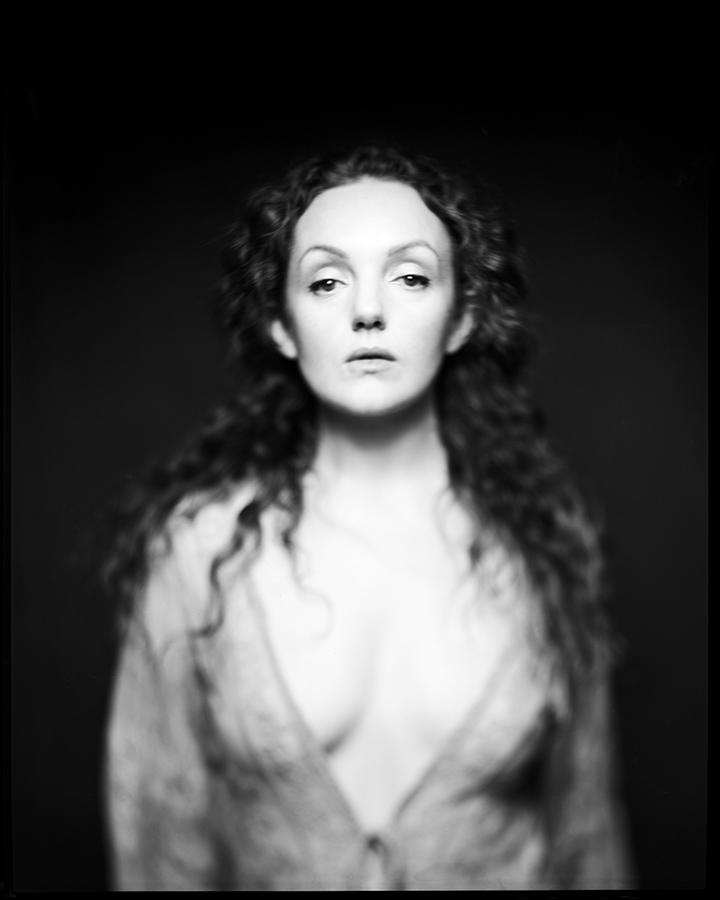 Ivory Flame by Ivory Flame Ewald Vorberg Dec 2019 Large Format Sheet Film 900  Portrait